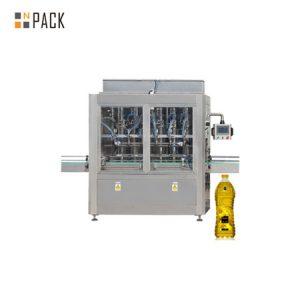 Automatische horizontale vulmachine voor vloeibare en bakolie