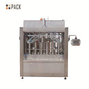 Volumetrische tomatensaus automatische vloeistof vulmachine