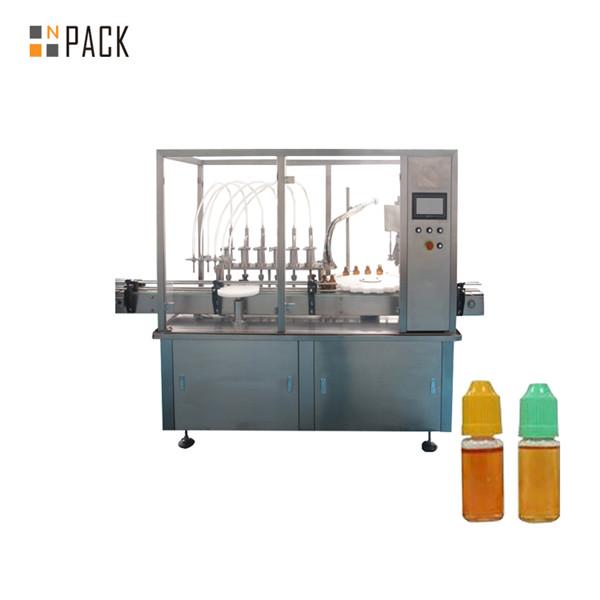 Automatische afwasmachine voor het afwassen van vloeibare geuren