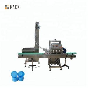 Automatische roterende aftoppingmachine voor medische fles