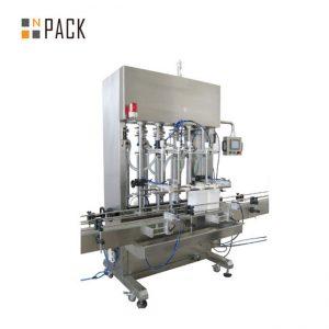 Vloeibare automatische vulmachine voor smeerolie