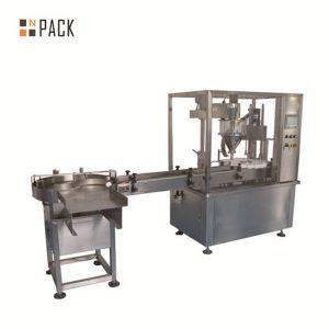 2 oz vulmachine flacon vul- en sluitmachine