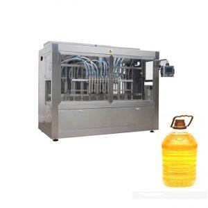 Volautomatische mosterdpalm eetbare olievulverpakkingsmachine