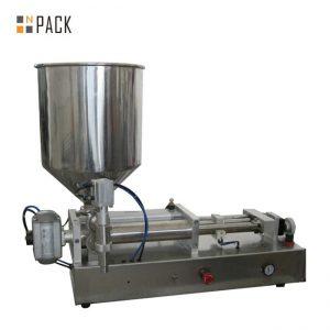 Costomic 2 hoofden Semi-automatische zuren vloeibare vulmachine