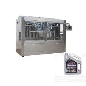 Automatische motorolievulmachine voor plastic fles