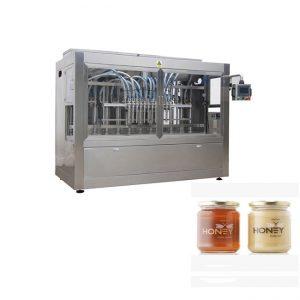 Goedkope vulkruik honing bottelmachine