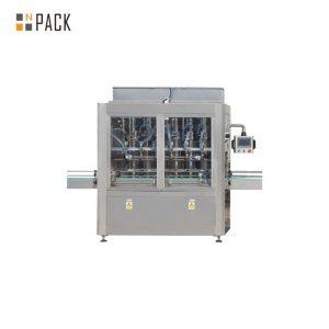 Hoge kwaliteit frituurolie vulmachines Plantaardige olie Flessenvullen Capping Machine