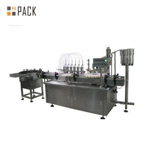 10ml & 60ml fabrieksprijs E vloeibare fles vulmachines