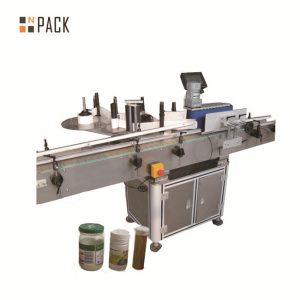 Verpakken van hoge snelheid automatische sticker etiketteermachine